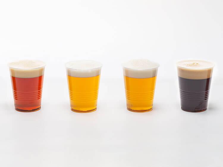 宇奈月ビール(カモシカ・十字峡・トロッコ 各種250ml)