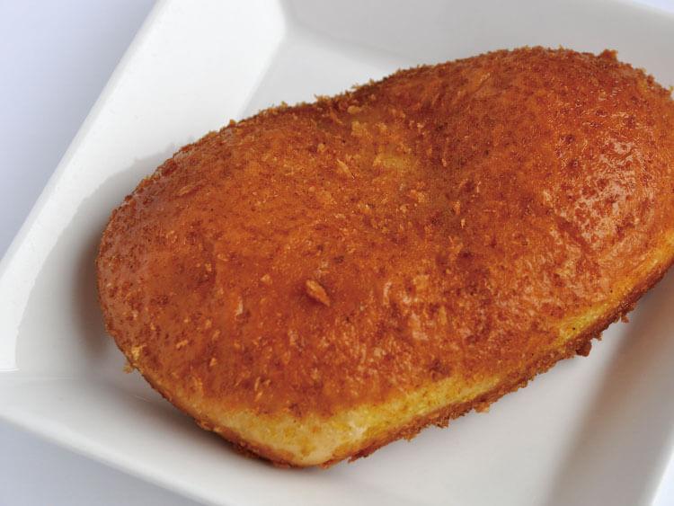 宇奈月ビールカレーパン