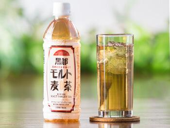 黒部の自然と厳選麦芽にこだわった香り高い麦茶 部名水モルト麦茶